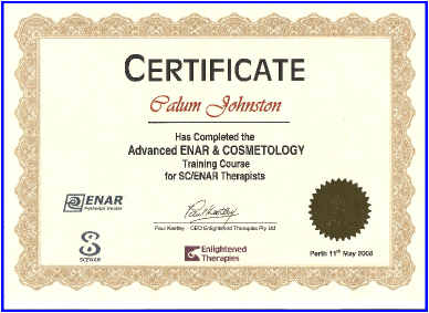 ENAR Training Course
