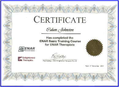 ENAR Basic Training Course