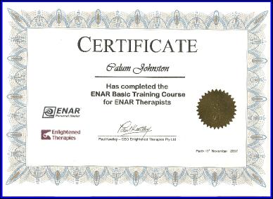 ENAR Basic Training Course